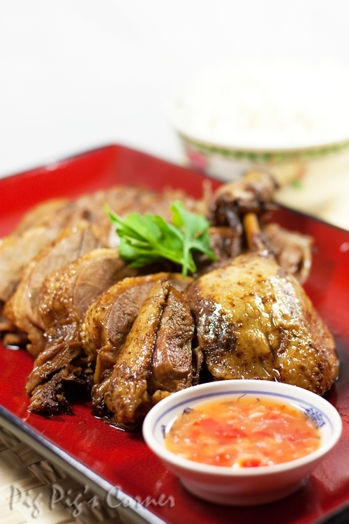 teochew braised duck 02