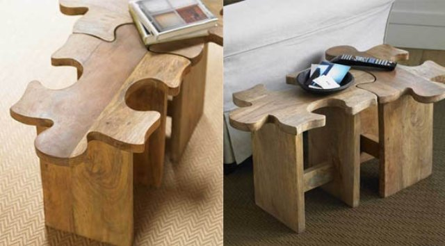 Jigsaw-Puzzle-Stool