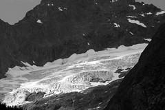 Glacier melting (TravelsWithDan) Tags: canada mountains driving glacier alberta rockymountains banffnationalpark carcamping carvacation