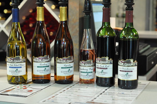 six wines