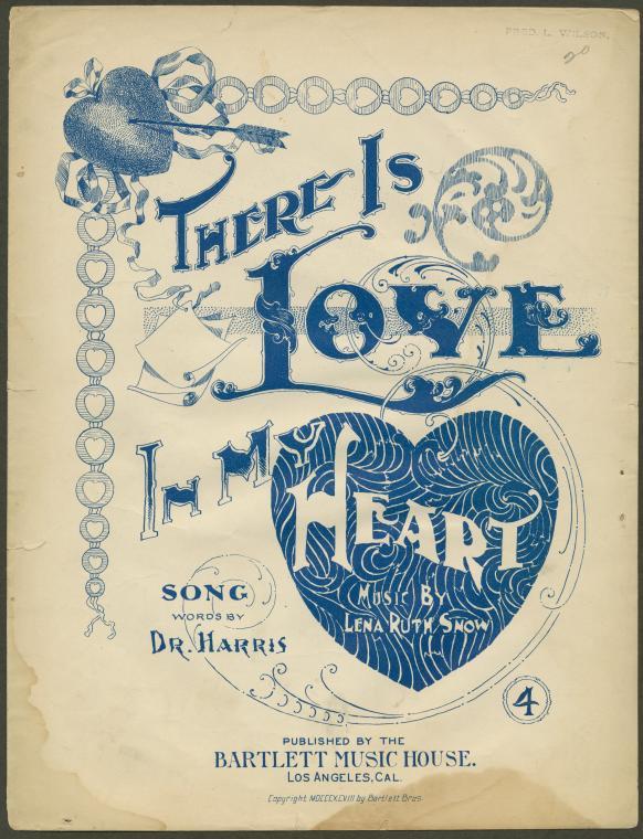 thereisloveinmyheart