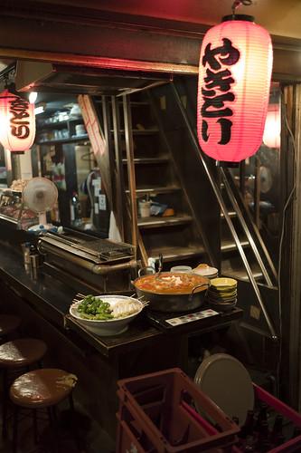 東京都新宿区想い出横町