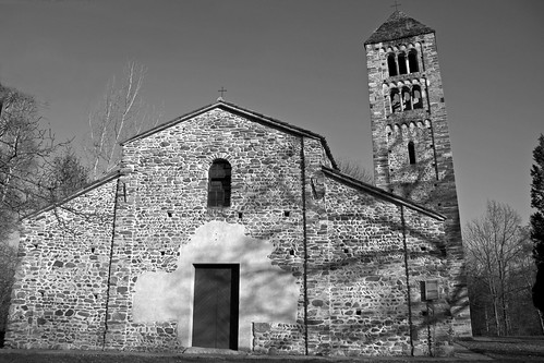 San Secondo Romanic Church #4 (by storvandre)