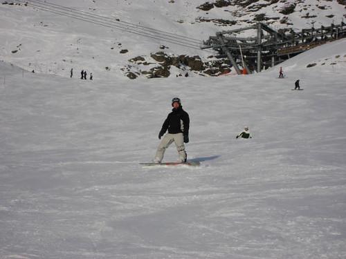 Snowboardåkare?