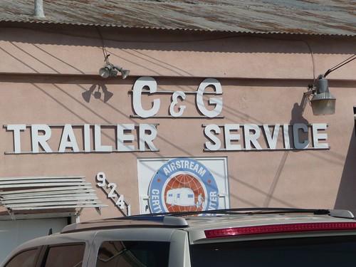c & g trailer service
