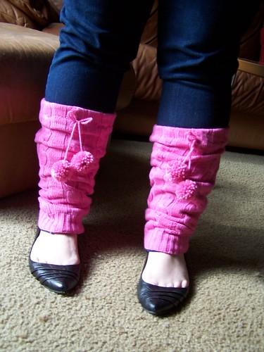 wardrobe remix: leg warmers