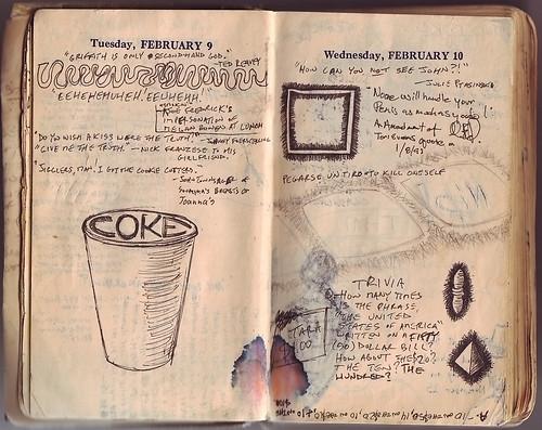 1954: February 9-10