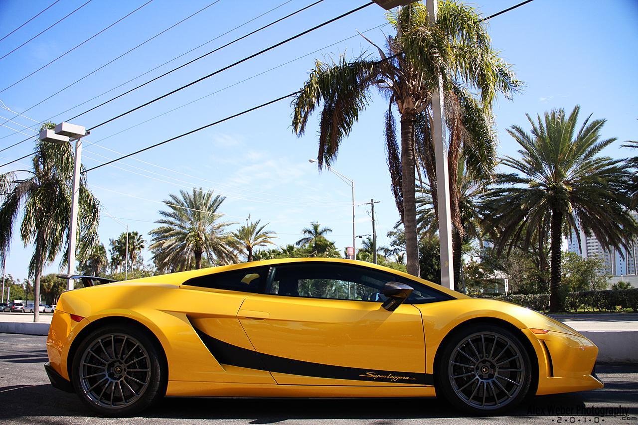 Alex Weber Car Photography