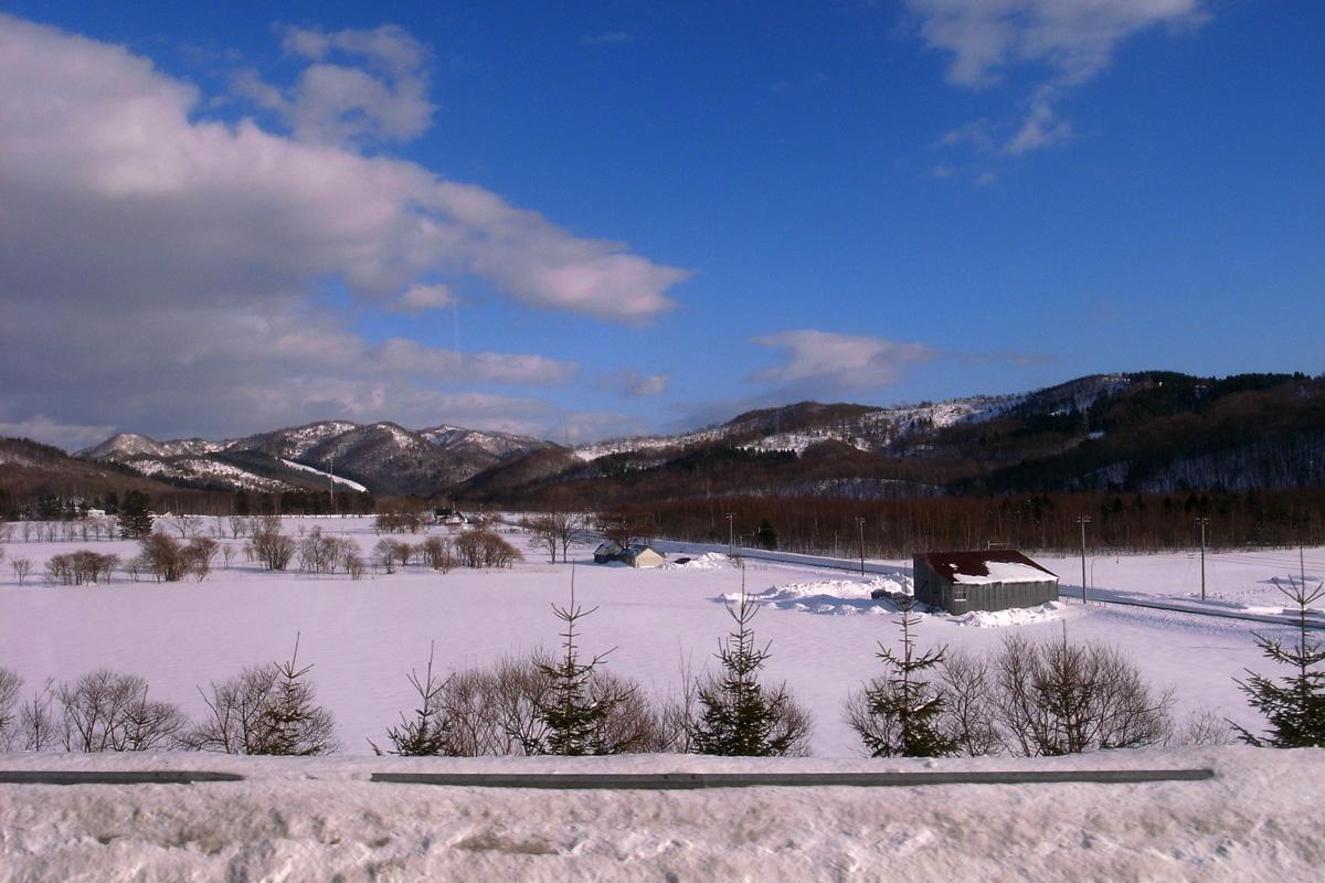 北海道-雪國風光