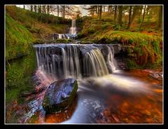 Talybont Again.... (Antony....) Tags: wales geotagged waterfall cymru brecon beacons zuiko talybont olympuse30 918mm geo:lat=51848127 geo:lon=3370947
