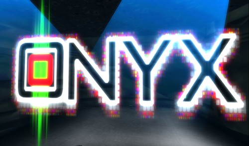 onyx club logo sign