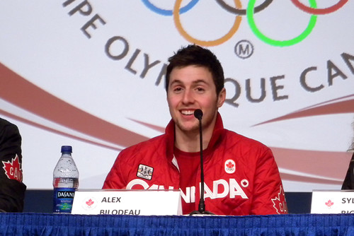 Alexandre Bilodeau - First Gold medal on Canadian soil