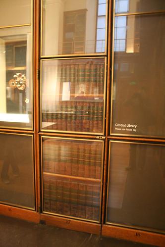 Fake door in the British Museum - 1