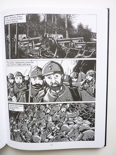 It Was the War of the Trenches by Jacques Tardi - page