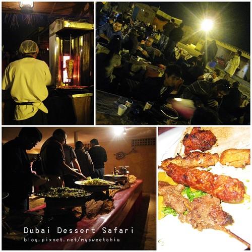 Dubai Desert Safari Dineer