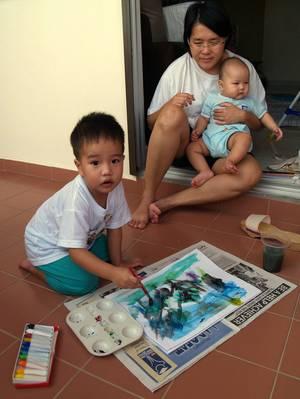 Julian painting