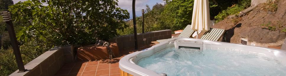 La Burbuja, Vakantiehuis in Moya, Vakantiehuis met Jacuzzi-spa Gran Canaria, Vakantiehuizen Gran Canaria, Vakantiewoning Gran Canaria