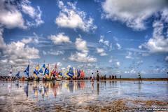 Jangadas (gutooo) Tags: ocean sea brazil cloud praia beach brasil canon coast boat mar reflex barco fishermen porto nuvens recife litoral hdr pernambuco guto pescador oceano jangada galinhas magalhes ipojuca sigma1020mmf456exdchsm cangi itapuama 40d canoneos40d gutooo gutomagalhes gutocangi