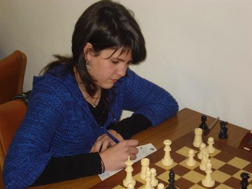 Diana da Rocha, Campiona Juvenil d'Andorra