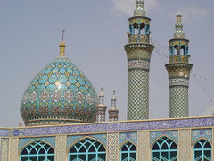 Kashan, Shahzade Hilal (3) (Prof. Mortel) Tags: iran kashan