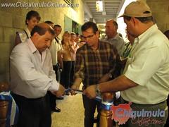 Inauguración de BANRURAL en Centro Universitario de Oriente