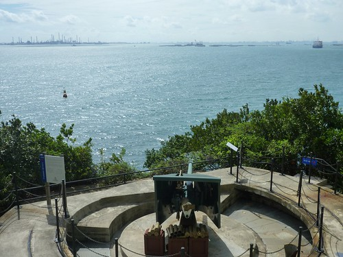 Fort Siloso - Sentosa Island, Singapore