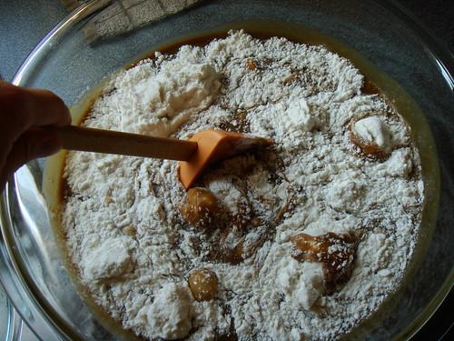 Stir In Dry Ingredients