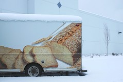 bread van in the snow - reno, nv (cr8visions - Robert Boisson) Tags:
