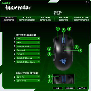 Razer Imperator