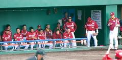 DSC_5895 (dragonsfanatic) Tags: camp training geotagged spring baseball dragons chunichi okinawa  eagles goldeneagles chatan 2010  rakuten         geo:lat=26311680 geo:lon=127758360
