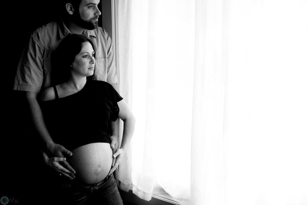 Kansas City maternity session