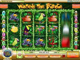 Watch the Birdie slot game online review
