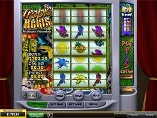 Tropic Reels slot game online review