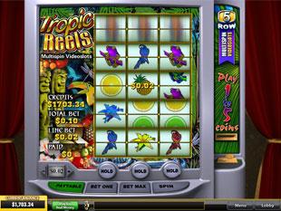 Tropic Reels slot game online review