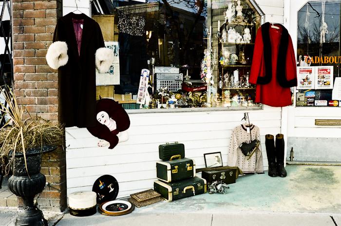 Toronto Winter Vintage @ Queen St. E., Toronto