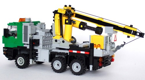 Faran crane truck (3)