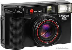 Canon AF35ML實拍第一捲