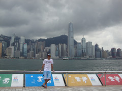 Romain in Hong-Kong (romainworldtour) Tags: voyage travel backpacker globetrotter worldtour tourdumonde romainworldtour