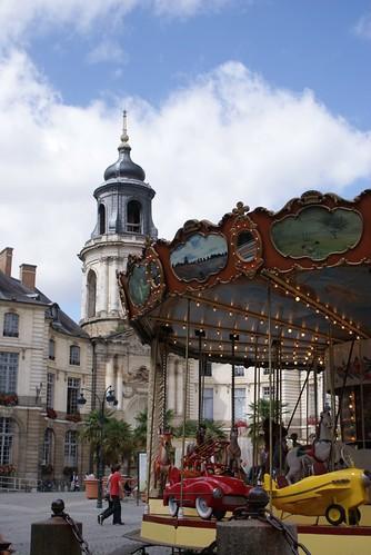 Rennes - Place de l'Hôtel de Ville