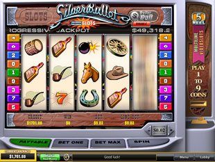 Silver Bullet slot game online review