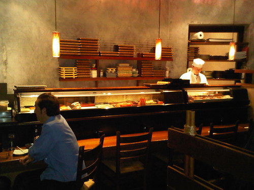 Blue Ribbon Sushi bar
