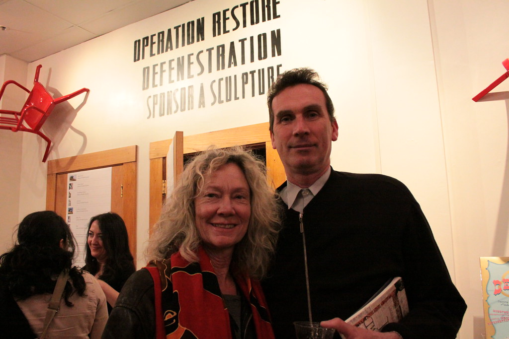 OPERATION RESTORE DEFENESTRATION - Opening Reception