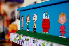 Charlie Brown! (Honey Pie!) Tags: love box amor peanuts amour caixa snoopy charliebrown woodstock marcie sallybrown bestgiftever peanutsgang pattypimentinha melhorpresentedomundo papermintpatty