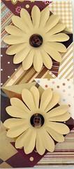 Quadro decorativo (DricaBub-Artesanato) Tags: flores flower paper papel retalho quadrodecorativo