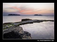 Uno sguardo su Favignana #2 (ML.Photography) Tags: sunset tramonto favignana marsala