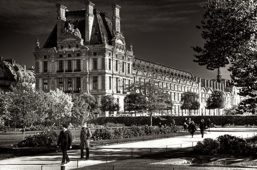 A Little France in HDR