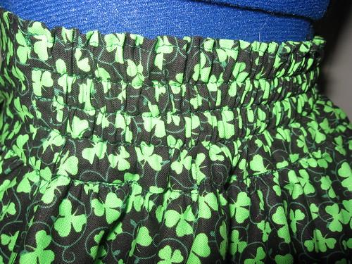 St Patricks Day Skirt 007