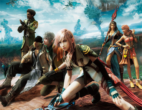 Final Fantasy Cast