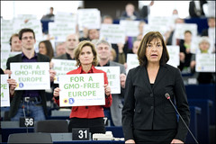 A GMO question to EC President Barroso