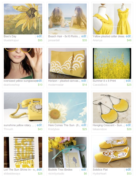 Hello Sunshine Treasury